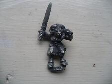 Citadel Warhammer classic 80s Marauder Chaos Beastman Trooper A oop