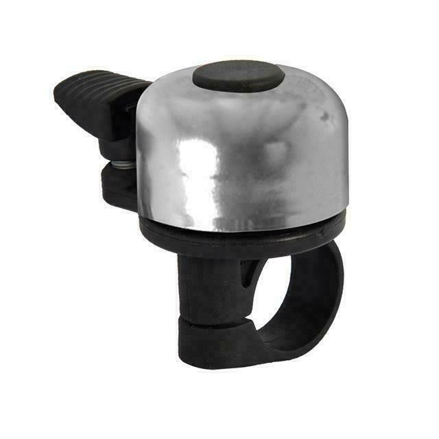 Oxford Bugle Horn Silver//Black