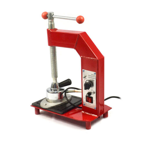 Portable Tyre Vulcanizing Machine 220V Automatic Thermostat Tire Repair Tool US