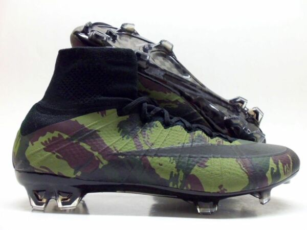 bd4b9aeae Nike Mercurial Superfly SE FG Soccer Cleat Alligator Army Camo 835363 300)  10 for sale online