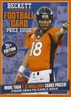 Beckett Football Card Price Guide: Beckett Football Card Price Guide Vol. 31 by James, III Beckett (2014, Paperback)