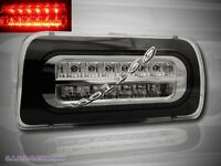94-04 Chevy S10 Gmc Sonoma L.e.d 3rd Third Brake Light Smoke