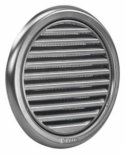 Circular Stainless Steel Air Vent Grille Covers High