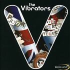 The Early Years: With Riot by The Vibrators (CD, Feb-2008, Musicpro)