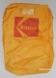 Peu-courant-SAC-de-TRANSPORT-Travaux-Photo-Films-KODAK-Modele-en-nylon-jaune