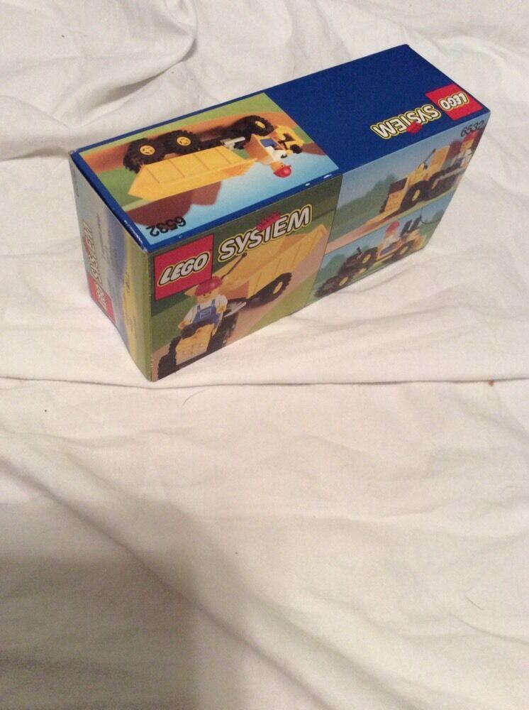 NISB LEGO LEGO LEGO SYSTEM Classic Town Construction Diesel Dumper 6532 6dfff9