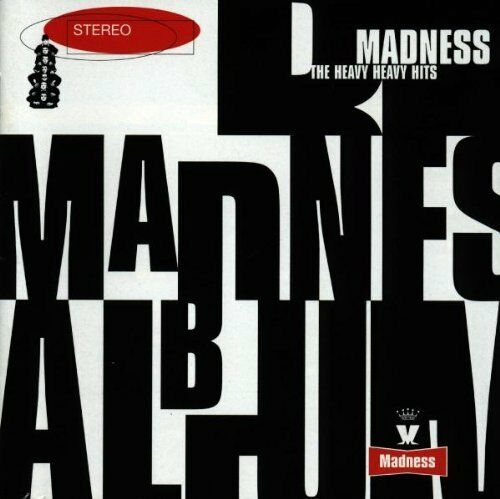 1 of 1 - Madness - The Heavy Heavy Hits - Madness CD 8RVG The Cheap Fast Free Post