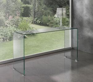 Consolle-BRIDG-In-Vetro-Curvo-Moderna-Design-Ingresso-Salone-Ufficio
