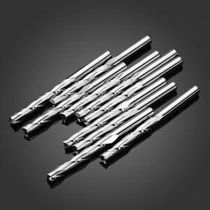 Drillpro-10pcs-3-175-22mm-2-Flutes-Milling-Cutter-CNC-Cutting-Tool-Parts