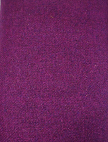 Harris tweed fabric /& étiquettes 100/% laine matériel Craft-différentes tailles co.may505
