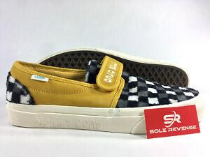NEW-Vans-x-David-Bowie-Slip-On-47-V-Hunky-Dory-Skate-Shoes-Mens-Womens