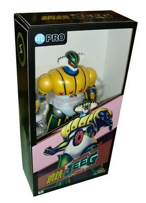Hl Pro Marmit Kotetsu Jeeg Robot D'acciaio Anime Metal Vers. Vinyl Figure 40cm