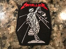 Slayer Megadeth Custom Patch Lot