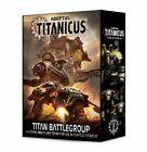Adeptus Titanicus TITAN Battlegroup Games Workshop Warhammer 40000