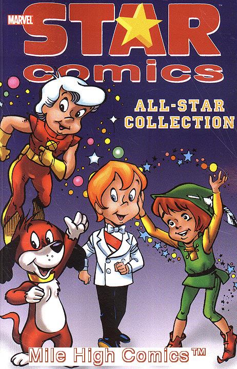 STAR COMICS: ALL-STAR COLLECTION TPB (2009 Series) #1 Near Mint