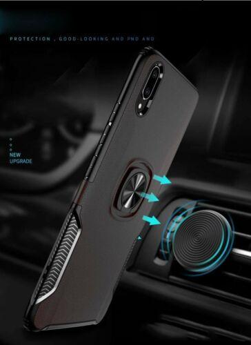 funda funda protectora móvil cartera Armor Xiaomi redmi note 9s-Magnet anillo de protección