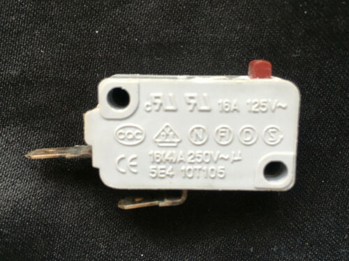 Micro Switch 5E410T105 2 vías