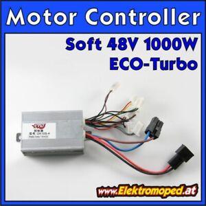 Ersatzteil Elektro-Scooter Motor Controller Softanlauf 48V 1000W Modell OK10S-4