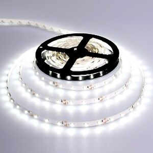 Cool-White-5M-300Leds-Non-Waterproof-SMD-3528-Led-Strip-Lights-12V