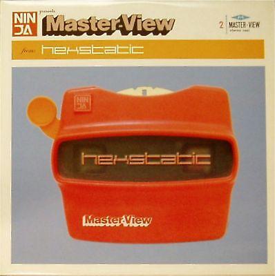 HEXSTATIC 'MASTERVIEW' UK DOUBLE LP BRAND NEW UNPLAYED DISTRIBUTOR STOCK