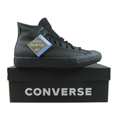 black winter converse