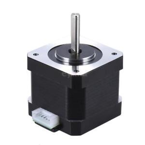 Nema-17-Stepper-Motor-40Ncm-0-9A-4-Lead-90cm-Lead-Cable-for-DIY-3D-Printer-CNC