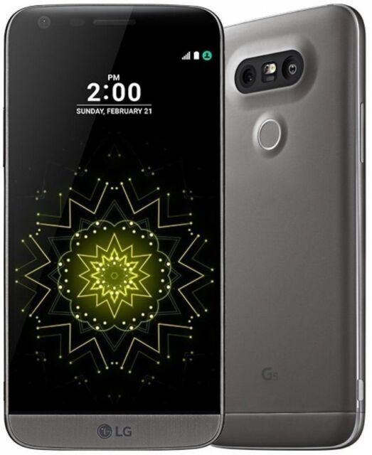 LG G5 VS987-32GB(VERIZON-UNLOCKED)CLEAN ESN-FAIR CONDITION-5/10-WITH WARRANTY!
