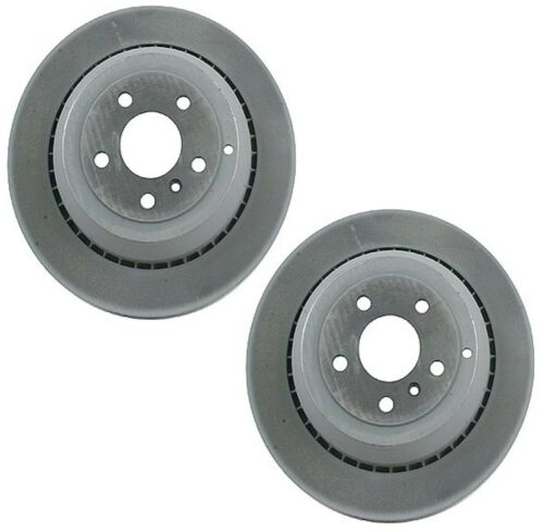 For Mercedes W164 W251 X164 Pair Set of 2 Rear Vented 330 X22 mm Brake Discs OES