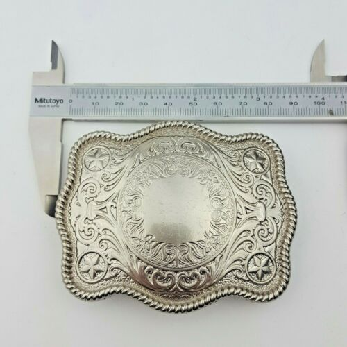Special Price for this Western Silver Buckle