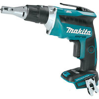 Makita Xsf03z 18v Lithium-ion Brushless Cordless Drywall Screwdriver, Bare Tool on sale