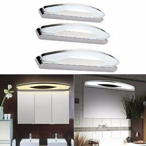8 15w lampada da specchio luce a led lampade da parete faretto bagno arredo ebay - Lampade da specchio ...