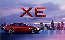 Preisliste Jaguar XE 3/15 Preise 2015 Autopreisliste price list E-Performance 20