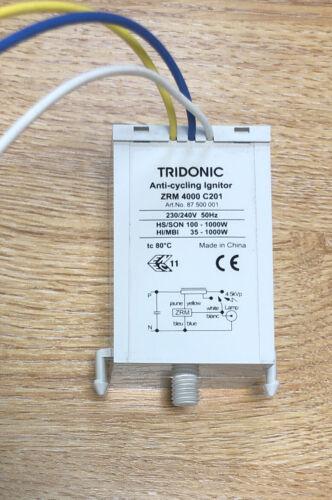 Tridonic ZRM 4000 C201 Anti-Cycling Ignitor