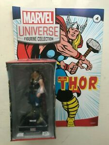 Panini Marvel Universe  Figurine Collection # 4 Thor
