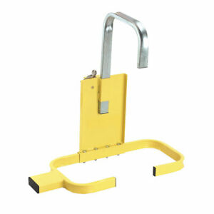 Sealey-PB397-Wheel-Clamp-with-Lock-and-Key