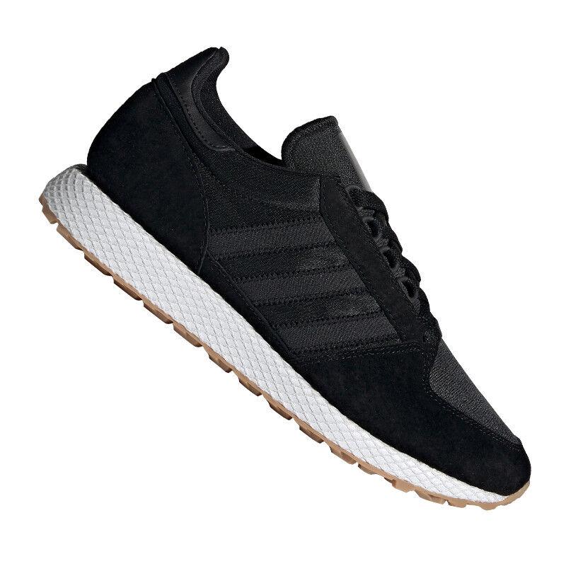 Adidas Originals Bosque Grove Zapatillas Zapatillas Grove Negro 9c90b5