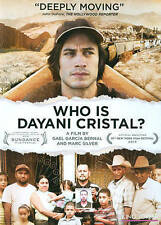 WHO IS DAYANI CRISTAL? DVD Gael Garcia Bernal BRAND NEW! SEALED!!!