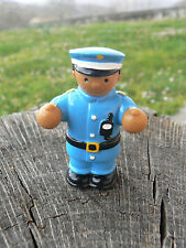 NUOVO WOW Toys Cash The Police Officer Mini action figure poliziotto