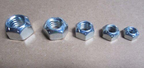 Stover Prevailing Torque Lock Nut ASSORTMENT 1//4 5//16 3//8 1//2 5//8 GRADE C 225PC