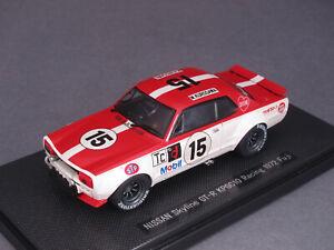 1/43 Ebbro Nissan Skyline Gt-r Kpgc 10 #15 Fuji 1972-kurosawa - 44138 - 142069-afficher Le Titre D'origine Dans Beaucoup De Styles