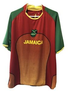 Vintage-2006-Jamaica-Football-Federation-Soccer-Jersey-Sportz-Men-s-Large