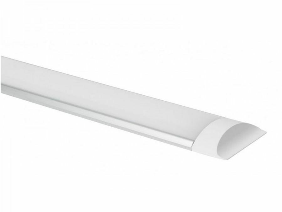 Pantalla Integrada Led Tipo Fluorescente 18W 6000K Luz Fría Blanca 60 cm...