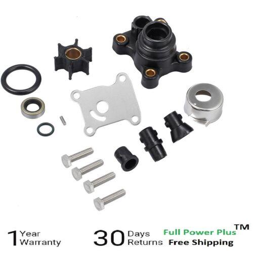 9.9HP /& 15HP Water Pump Impeller Repair Kit for Johnson Evinrude 394711 0394711