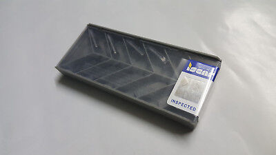 XCMT 050204-MF IC908 Carbide inserts ISCAR 10 Pcs