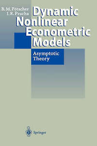 Dynamic Nonlinear Econometric Models: Asymptotic Theory