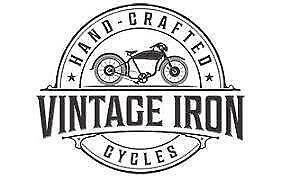Vintage Iron Cycles - Electric Bikes Toronto Ontario Preview
