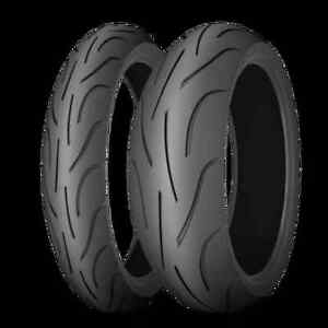 Satz-120-70-ZR17-58W-190-50-ZR17-73W-Michelin-Pilot-Power