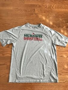 Brandon Jennings Milwaukee Bucks Practice shirt jersey XLT ...