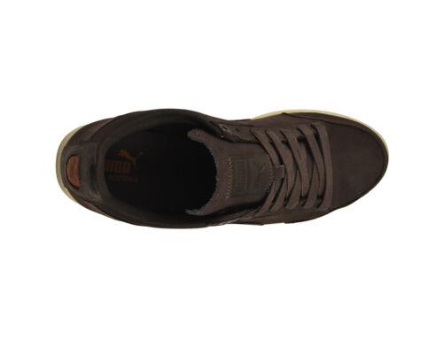 Puma catskil NB Black Coffee//ginger//WhiteSwan zapatos//cortos 356599 01 nuevo