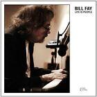 Bill Faye Life Is People LP Vinyl 33rpm